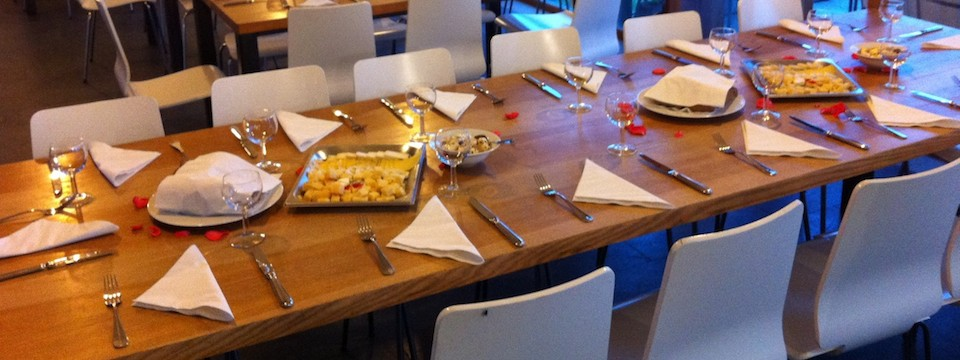 Catering für Ihren Anlass – von Hochzeit bis Kongress